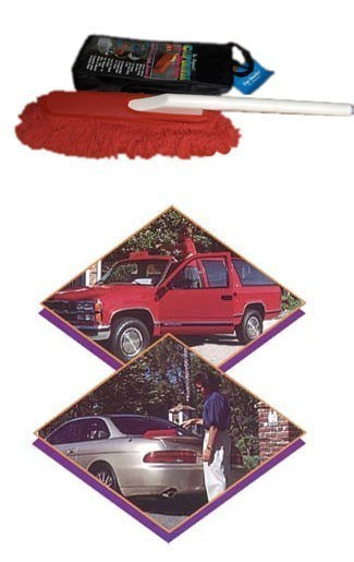 Car Duster - prachovka