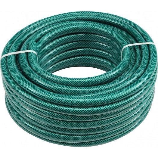 """Zahradní hadice zelená 1"""" 50 m - TO-89300"""