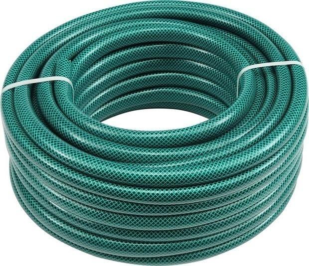 """Zahradní hadice zelená 1/2"""" 50 m - TO-89305"""