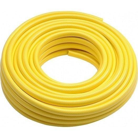 """Zahradní hadice žlutá 3/4"""" 50 m - TO-89316"""