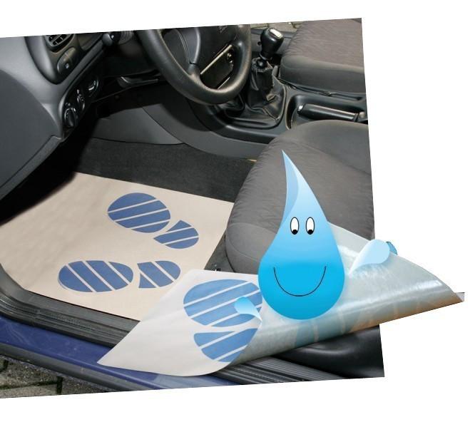 Ochrana koberce Paperplast - karton 500ks - 339080070