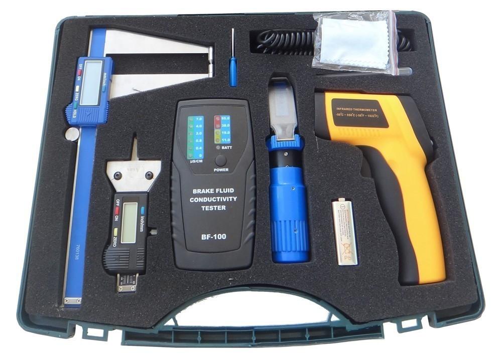 Profesionální sada pro měření v automobilovém průmyslu - SIL010