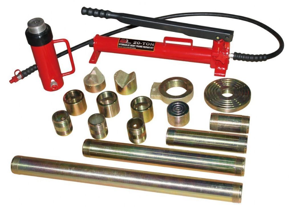 Hydraulická rozpínací souprava 20t - TRA0204-1