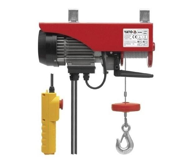 Elektrický lanový naviják 500W 125/250Kg - YT-5901