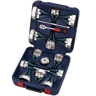 Sada klíčů na olejové filtry 16 ks - H0029