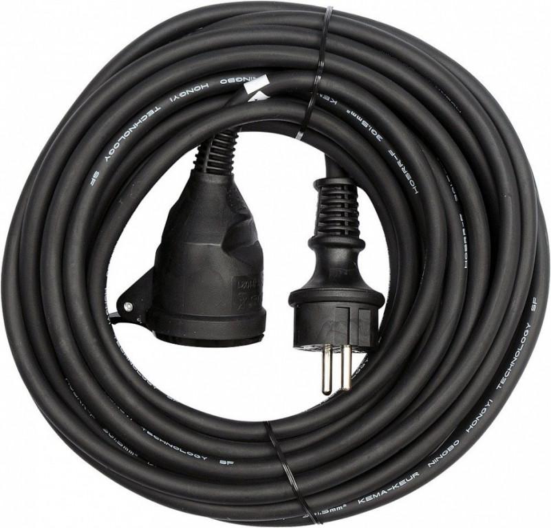 Prodlužovací kabel s gumovou izolací 20 m - YT-81022