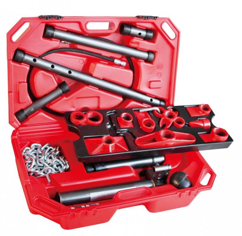 Hydraulická rozpínací souprava 10 t v plastovém kufru - T710015