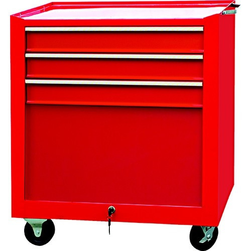 Víceúčelový montážní vozík TBR 2003B červený