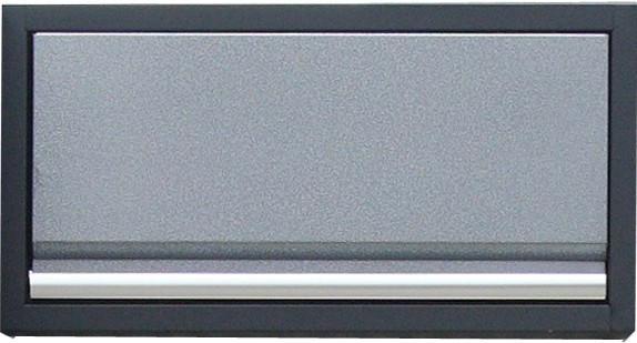 Celokovová závěsná skříňka PROFI s výklopnými dvířky 680x350x281 mm - WGB1326