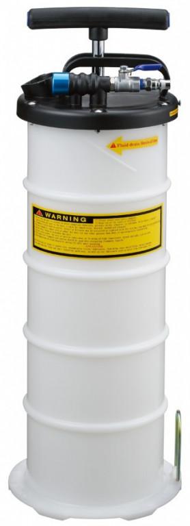 Pneumatická a ruční odsávačka kapalin 6,5l - TJ3578