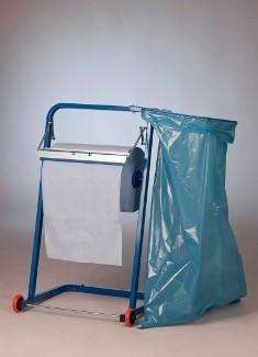Pojízdný držák na papírové role - 0960642