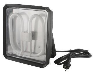 Úsporná montážní lampa 55W
