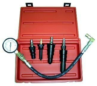 Tester tlaku diesel motorů