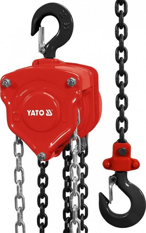 Řetězový kladkostroj 0,5t - YT-58950