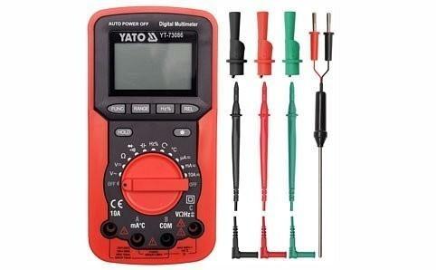 Multimetr digitální YT-73086