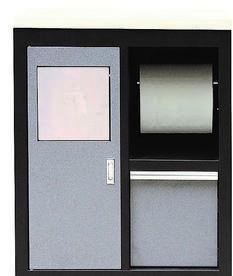 Celokovová dílenská skříňka PROFI 680x458x910 mm - TGC1301A