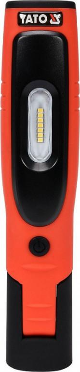 Dílenská svítilna SMD LED 3,5W + 3W - YT-08508