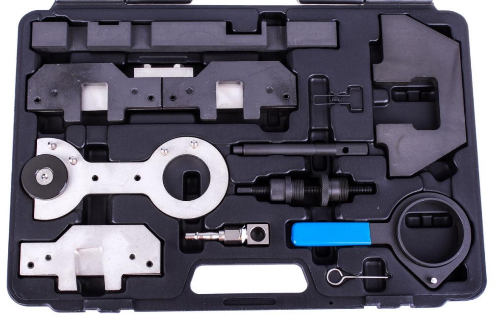 Přípravky na aretaci motoru BMW M4- a M5-
