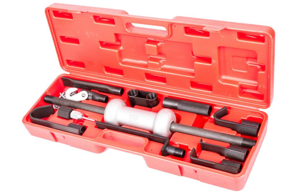 Karosářská sada s reverzním kladivem - H0900
