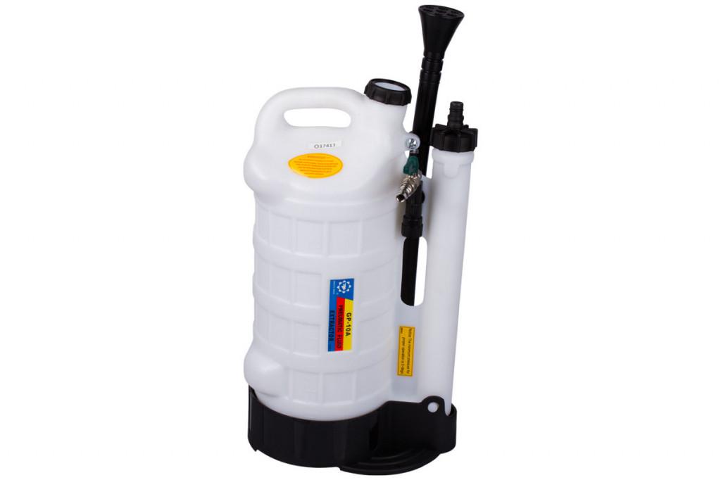 Pneumatická odsávačka kapalin 10 l - C342058