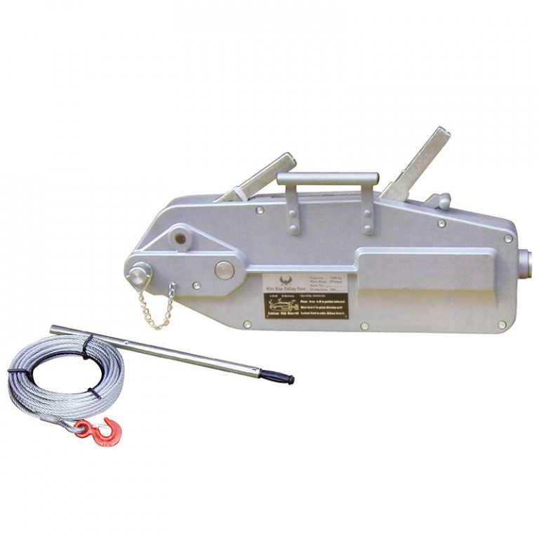 Pákový lanový zvedák 800 kg - TRT0800