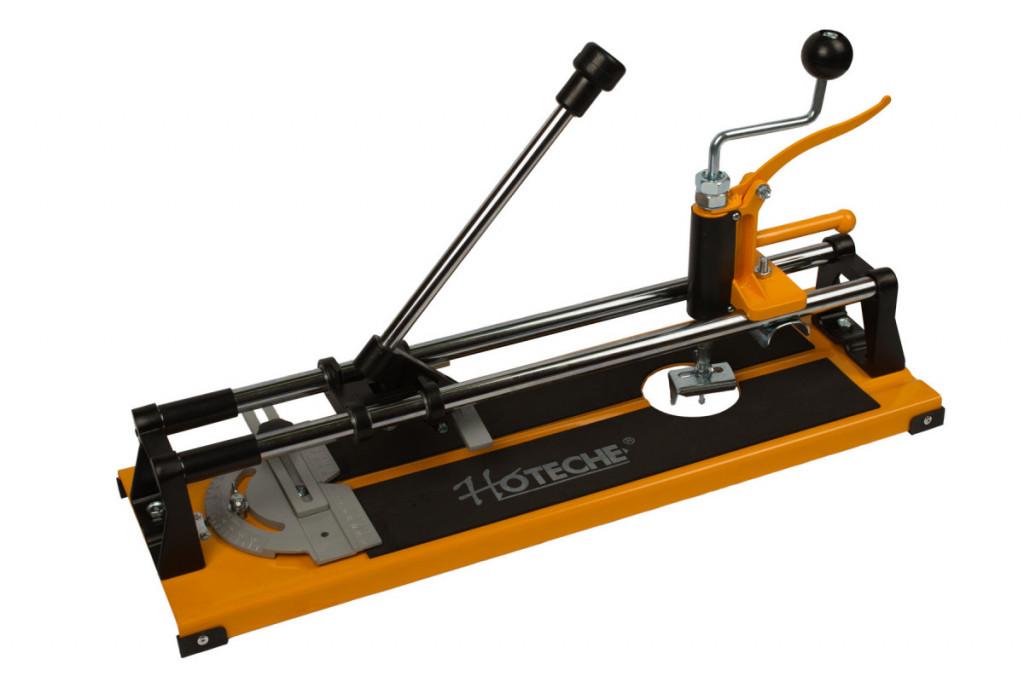 Řezačka na dlažbu a obklady 3v1, 400 mm - HT423502