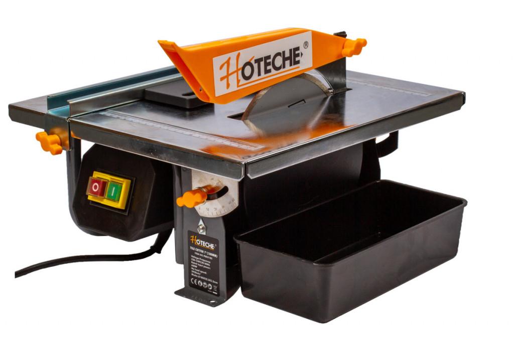 Řezačka dlaždic 180 mm, 600 W - HTP805105