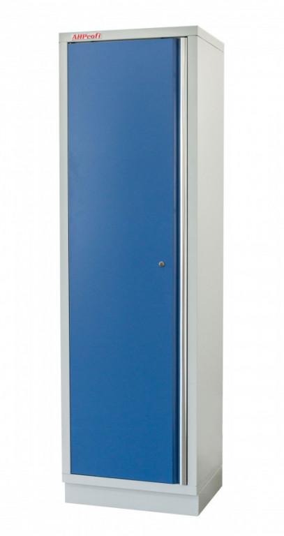 Celokovová dílenská skříň PROFI BLUE 600x458x2000 mm - MTGB1324
