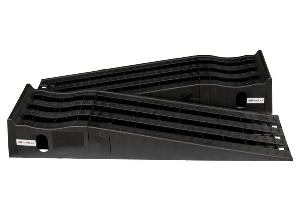 Plastové nájezdové rampy 6 t - TS295DT