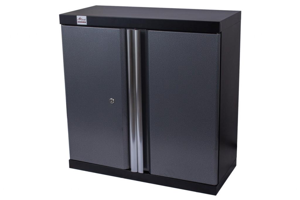 Celokovová dvoukřídlá závěsná skříňka PROFI 680x680x300 mm - WGB2300A