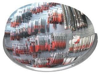 Hemisférické zrcadlo 180°  660 mm