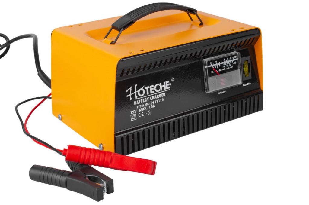 Nabíječka autobaterií 12 V - HTP817115