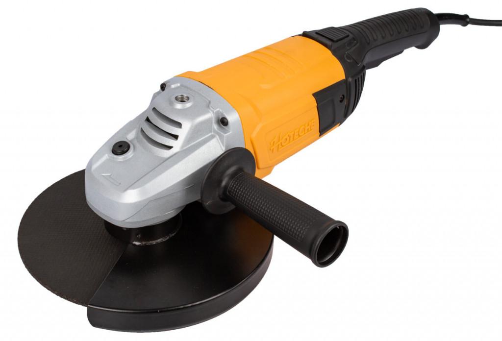 Úhlová bruska 230 mm, 2400 W, 6500 ot./min. - HTP800412
