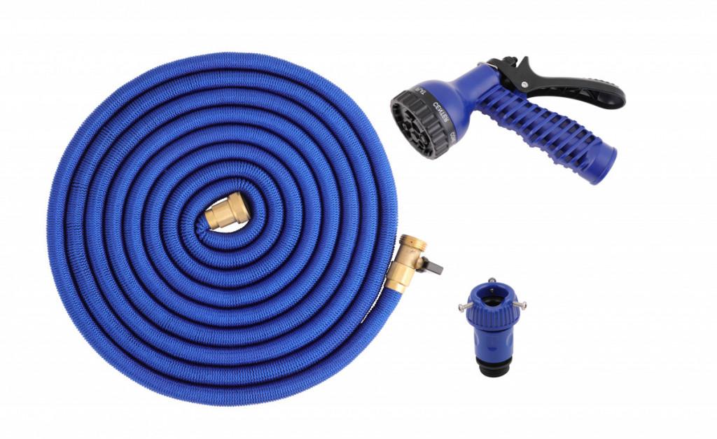 Flexibilní zahradní hadice, 15 m - HT373502