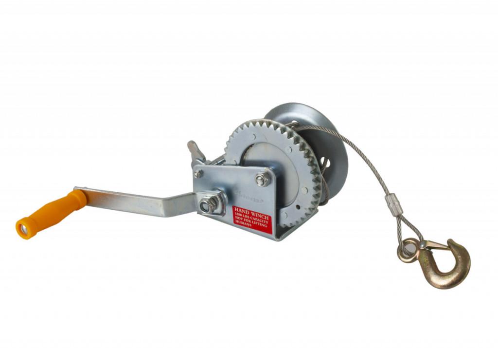 Ruční lanový naviják 540 kg - HT680002