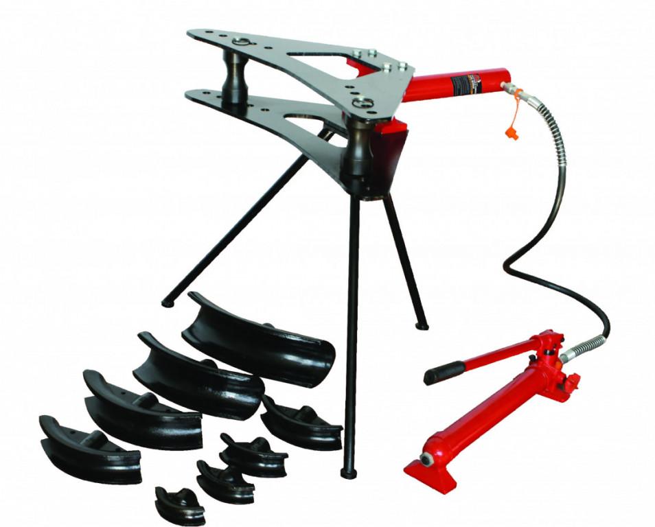 Hydraulická ohýbačka trubek 12t BR03003-3- Síla: 12t  - TRM03003-3
