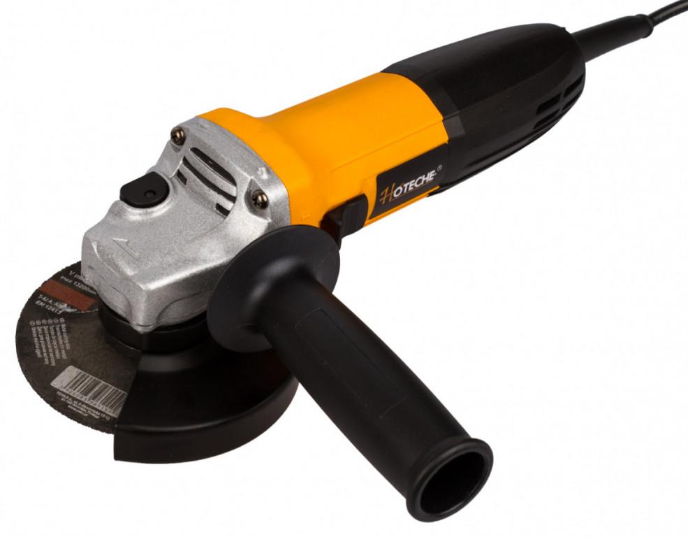 Úhlová bruska 115mm, 750W, 11000 ot./min. - HTP800403