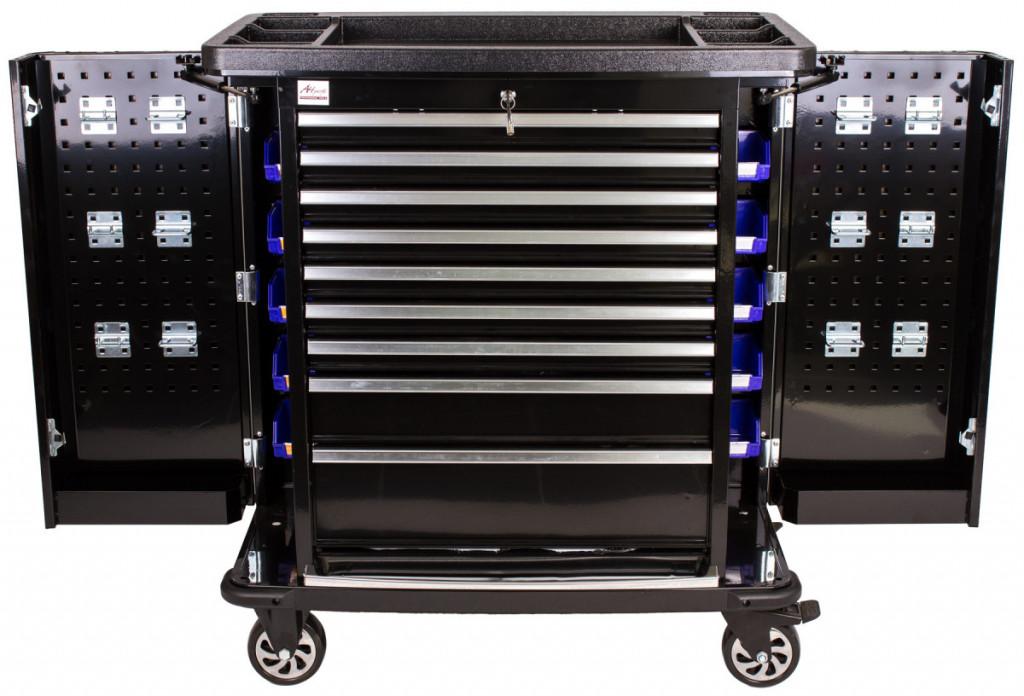 Profesionální Titan dílenský vozík na nářadí - TBR0109-XB