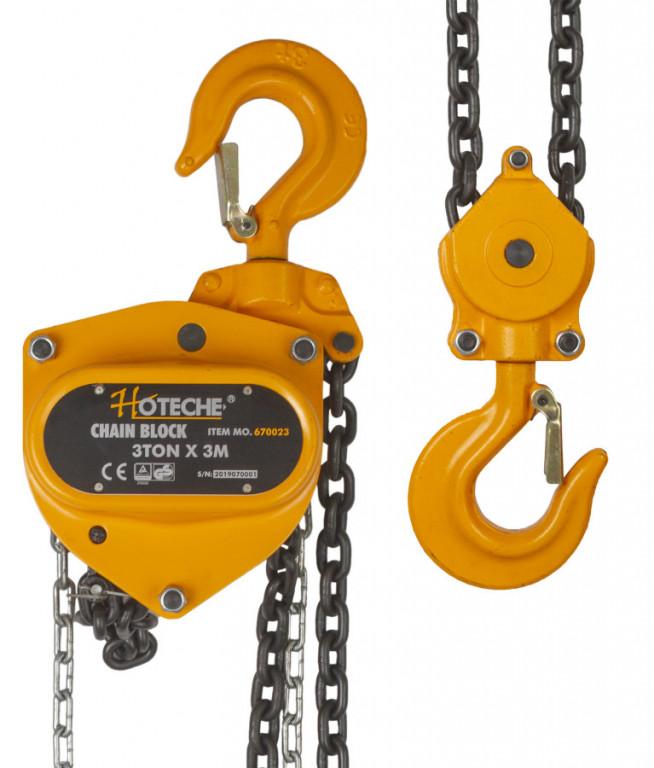 Řetězový kladkostroj 3t - HT670023