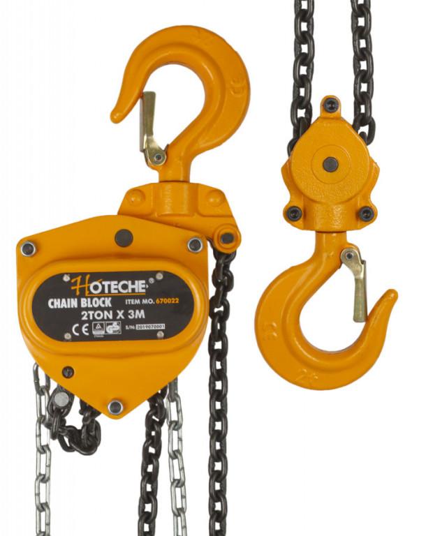 Řetězový kladkostroj 2t - HT670022