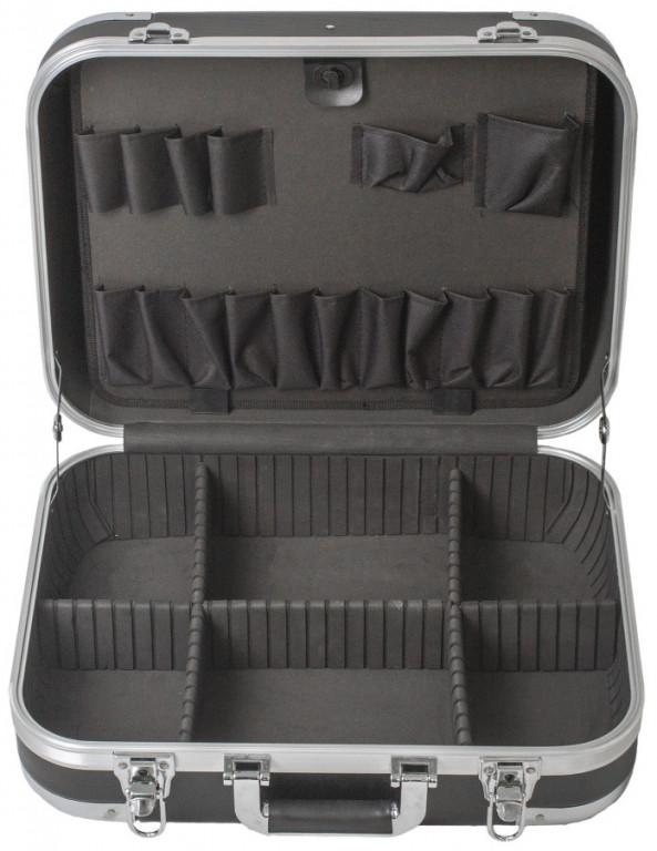 Kufr na nářadí, ABS, 460 x 330 x 180 mm - AH13052