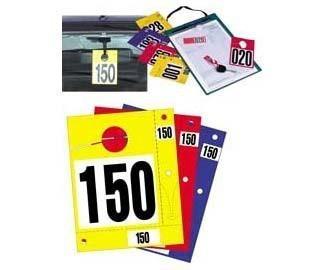 Identifikační karty - modré - 444010050