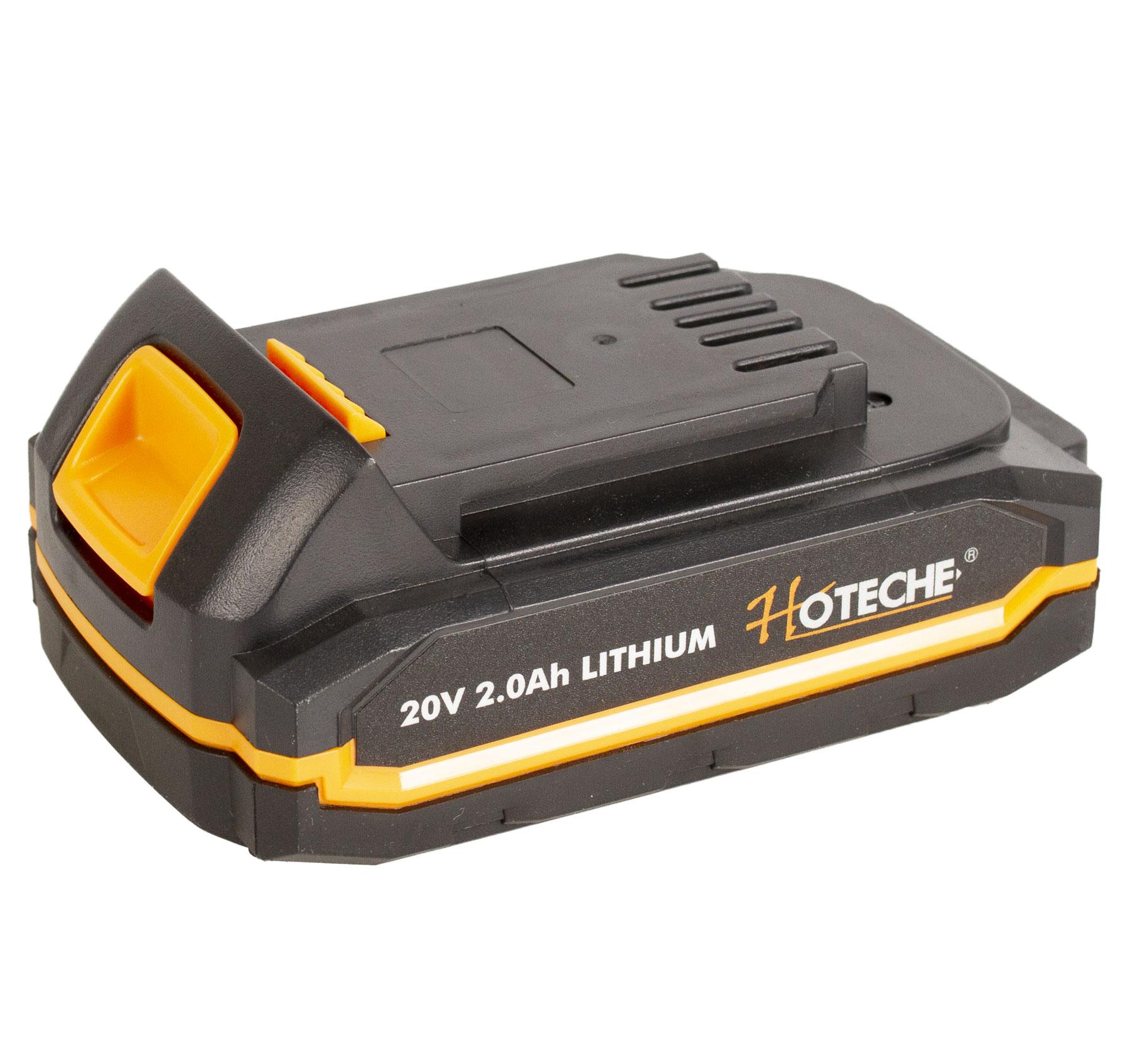 Náhradní baterie, 2Ah, 20V - HTP800161