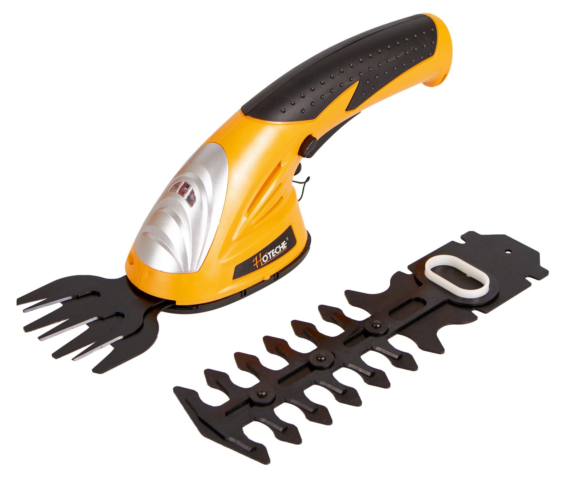 AKU nůžky na živý plot, 7,2 V - HTG840209
