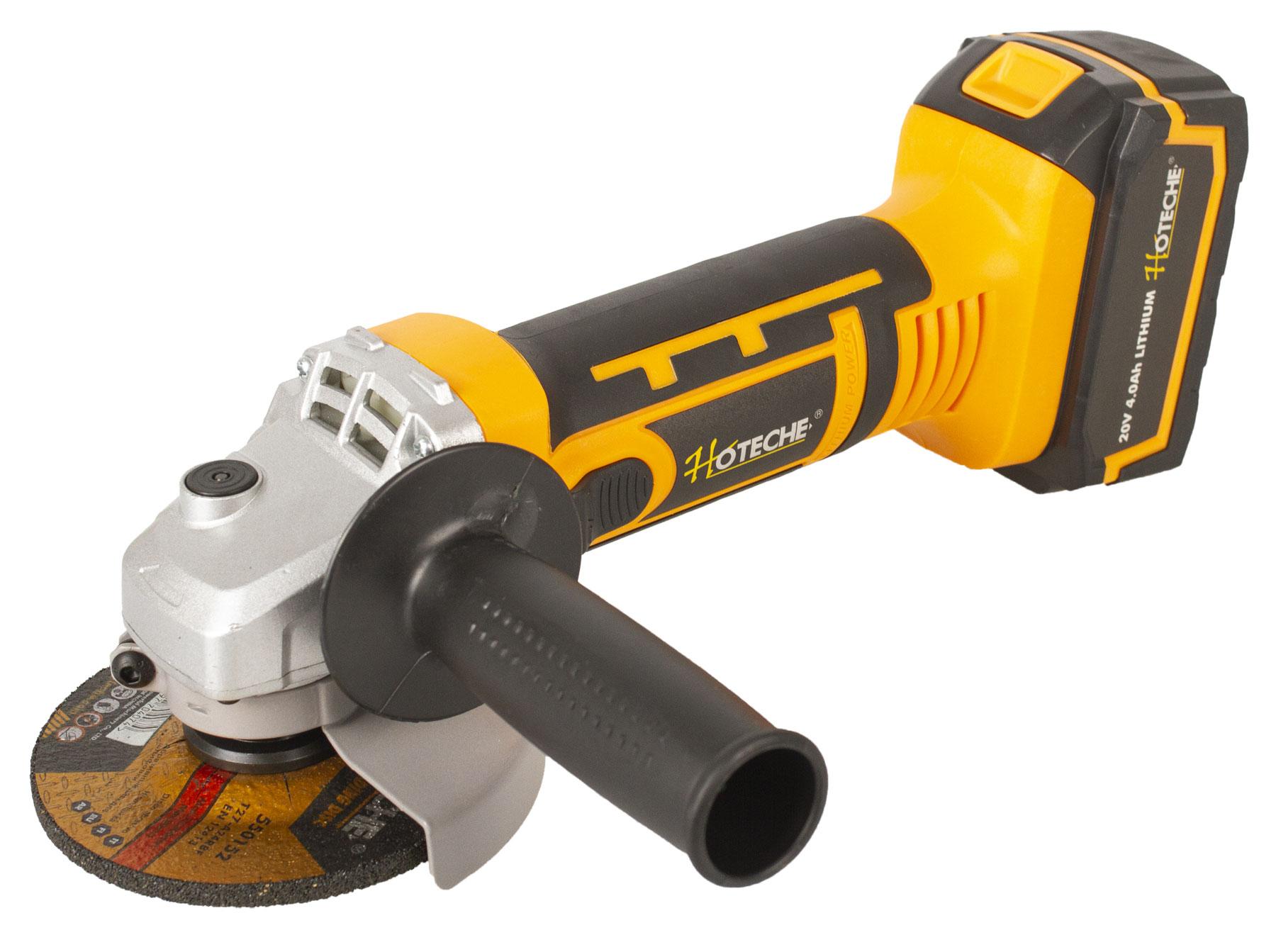 AKU úhlová bruska 115mm, 8000 ot/min - HTP800110