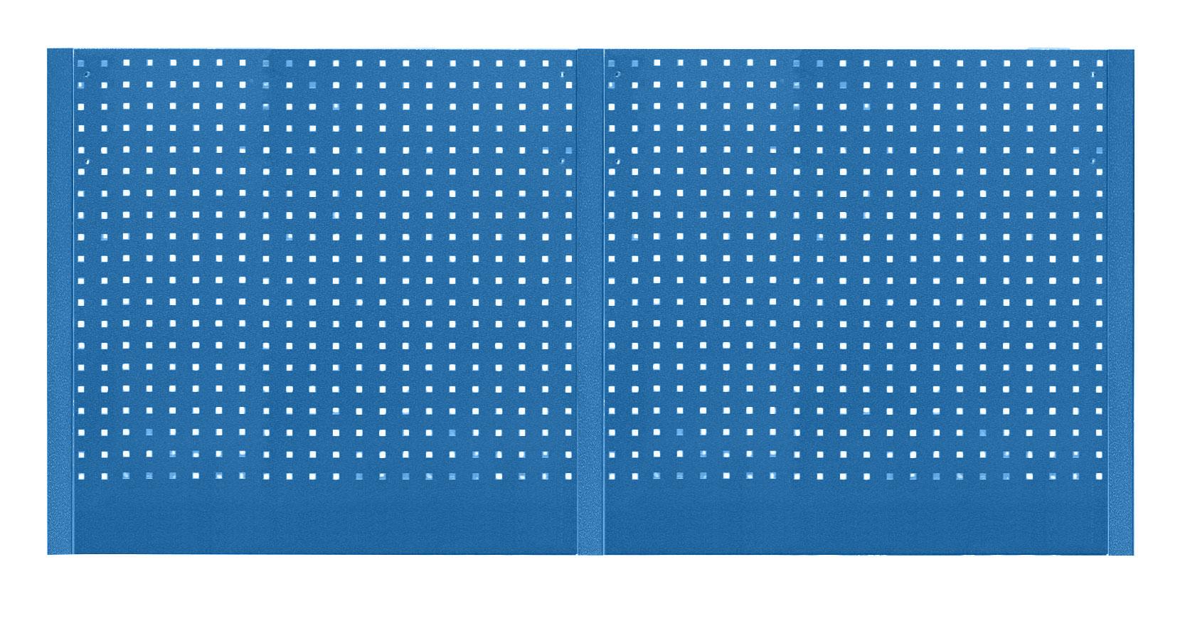 Sestava PROFI BLUE 2x děrovaná závěsná deska a 3x lišty - MTGS1300BAL12